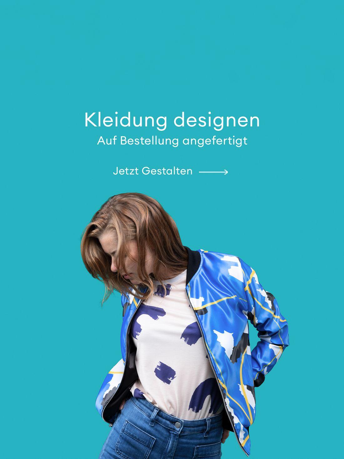 Kleidung designen
