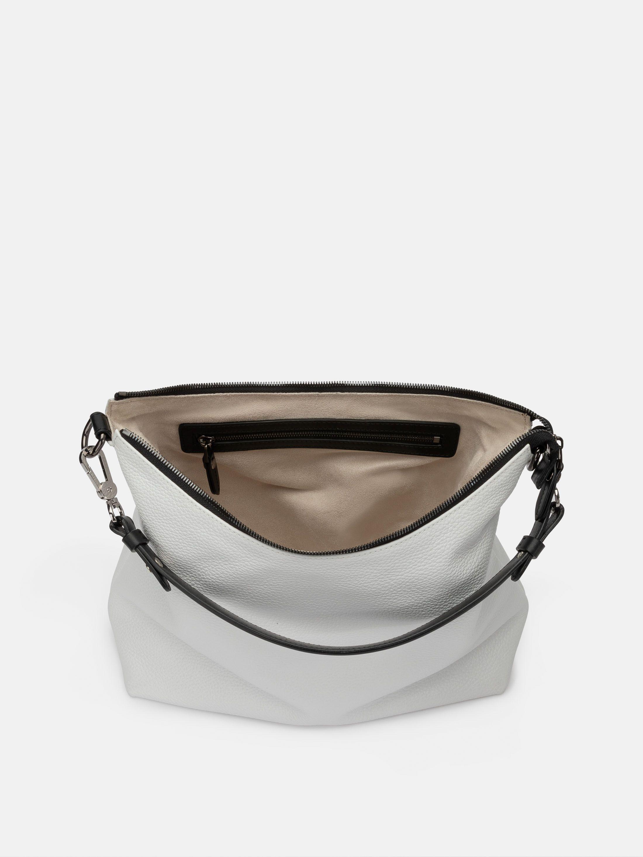 interno della borsa hobo personalizzata