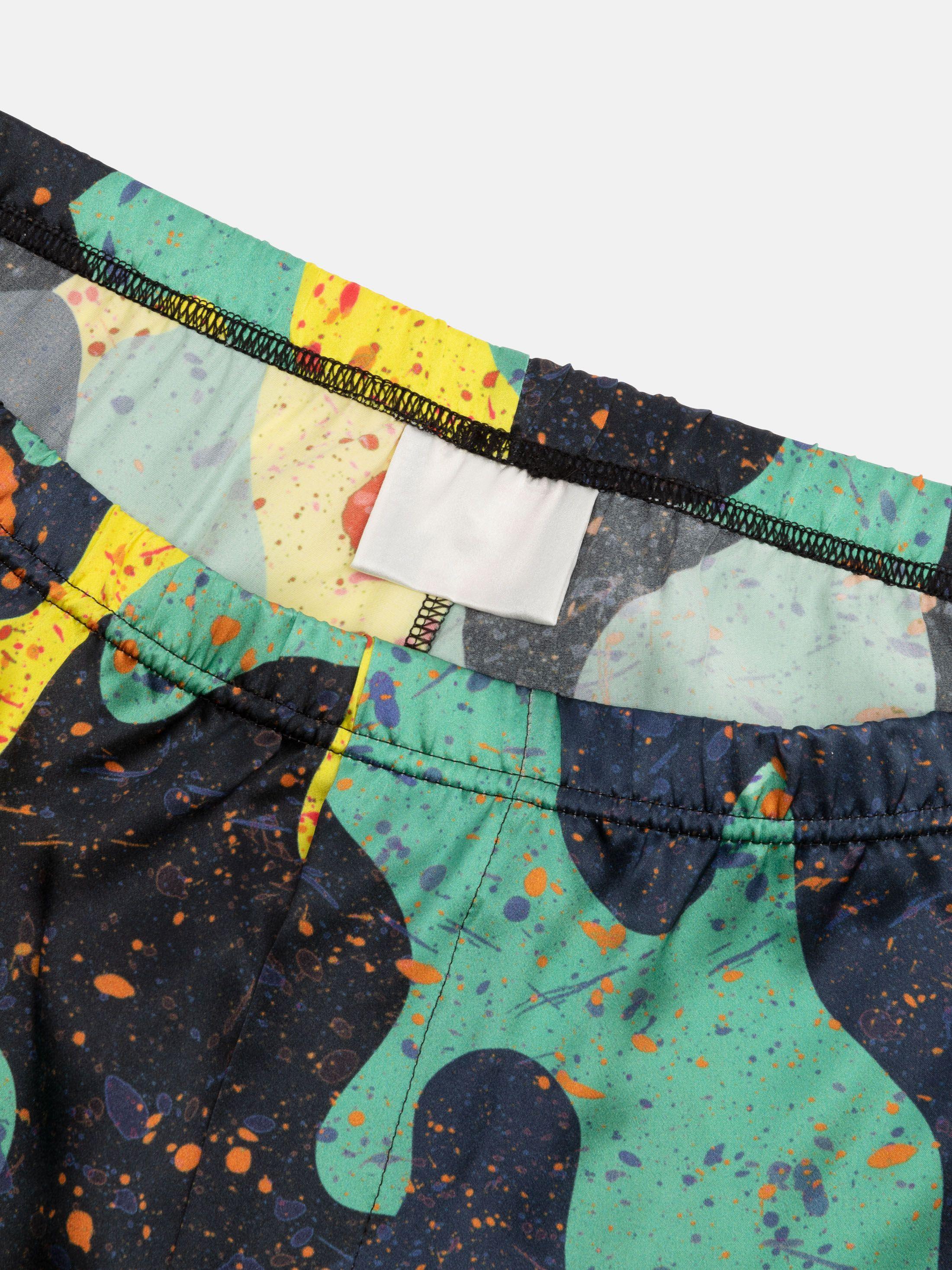 pigiama in seta personalizzato per uomo