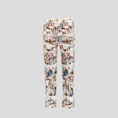 personalised mens silk pyjamas