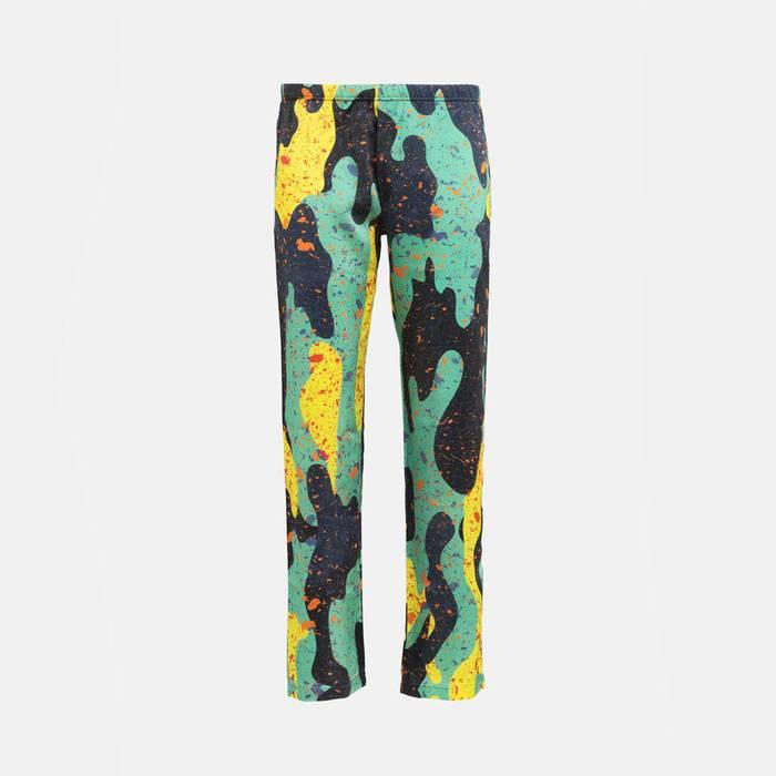 zijden pyjama bedrukken