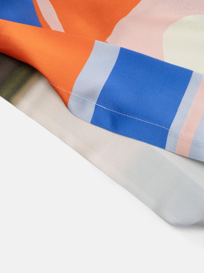 créez votre taie d'oreiller en soie