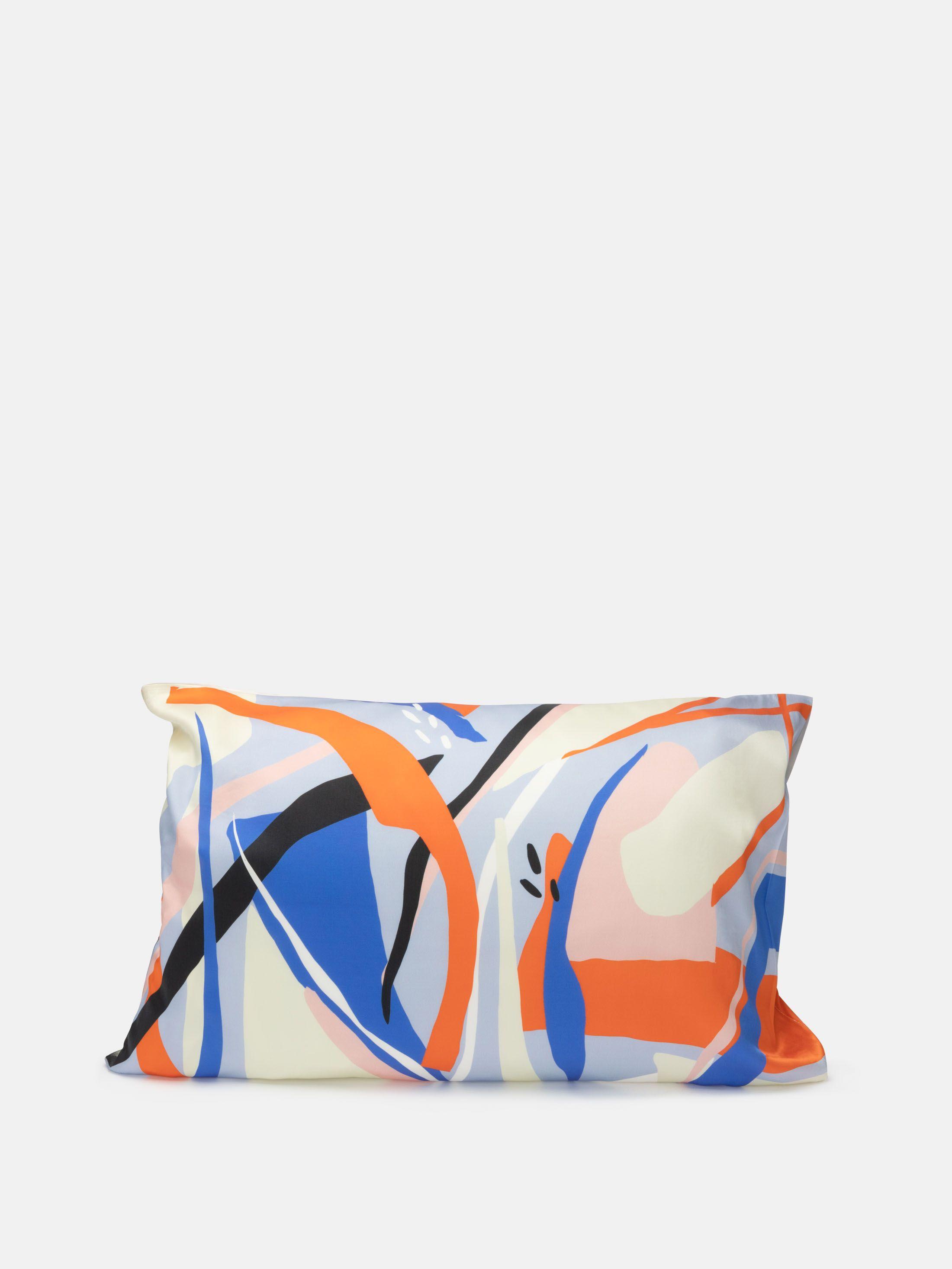 Custom silk pillow case uk