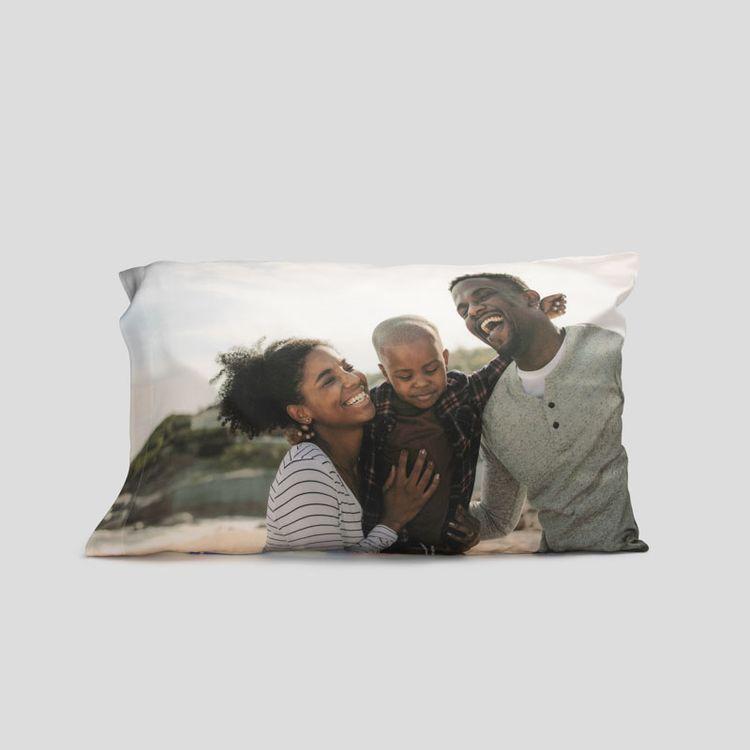 personalized silk pillowcase