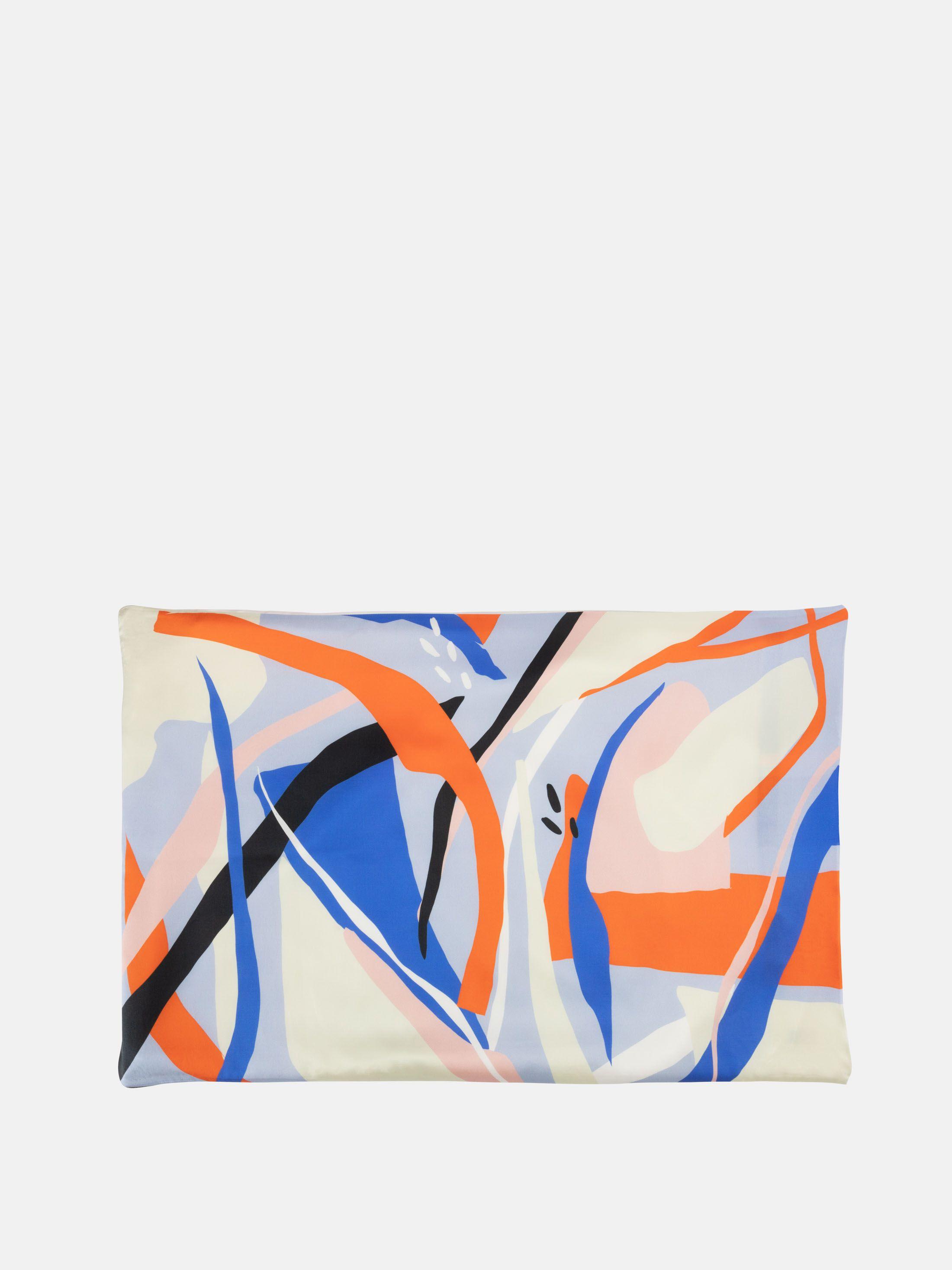 custom silk pillowcase