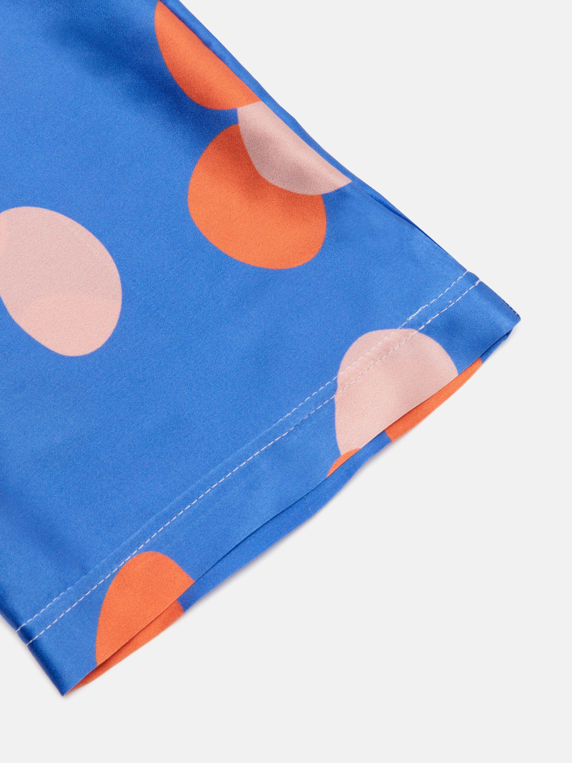 custom silk pyjamas girls