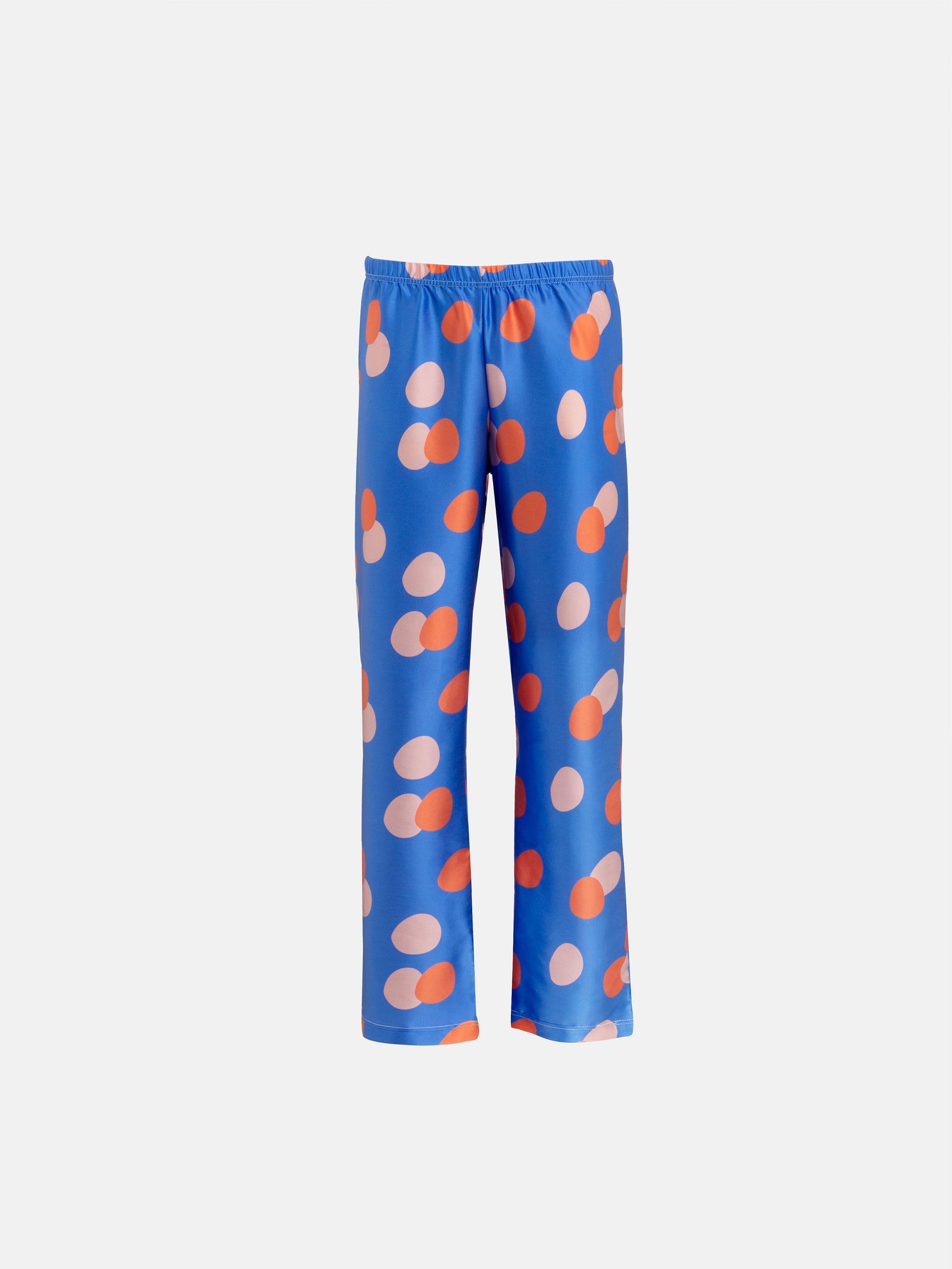 pyjama en soie pour femme personnalisé