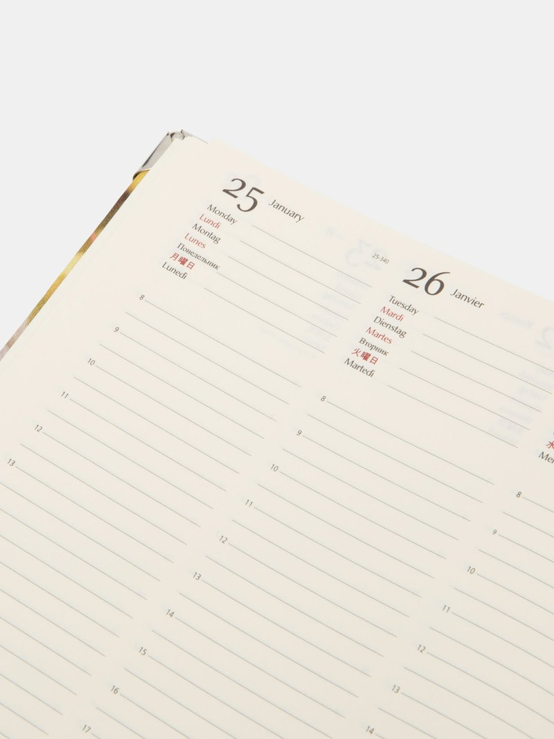 custom diary australia