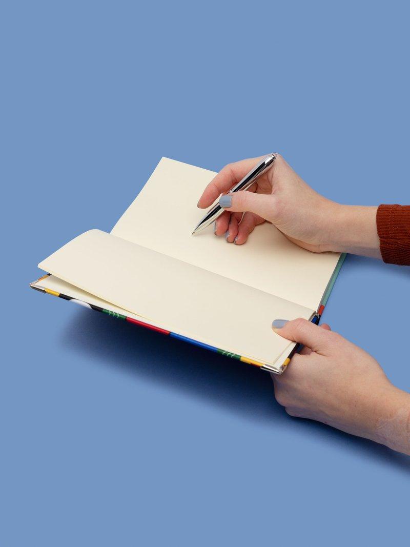 旅行の記録を書き留めるための手帳 オーダーメイド