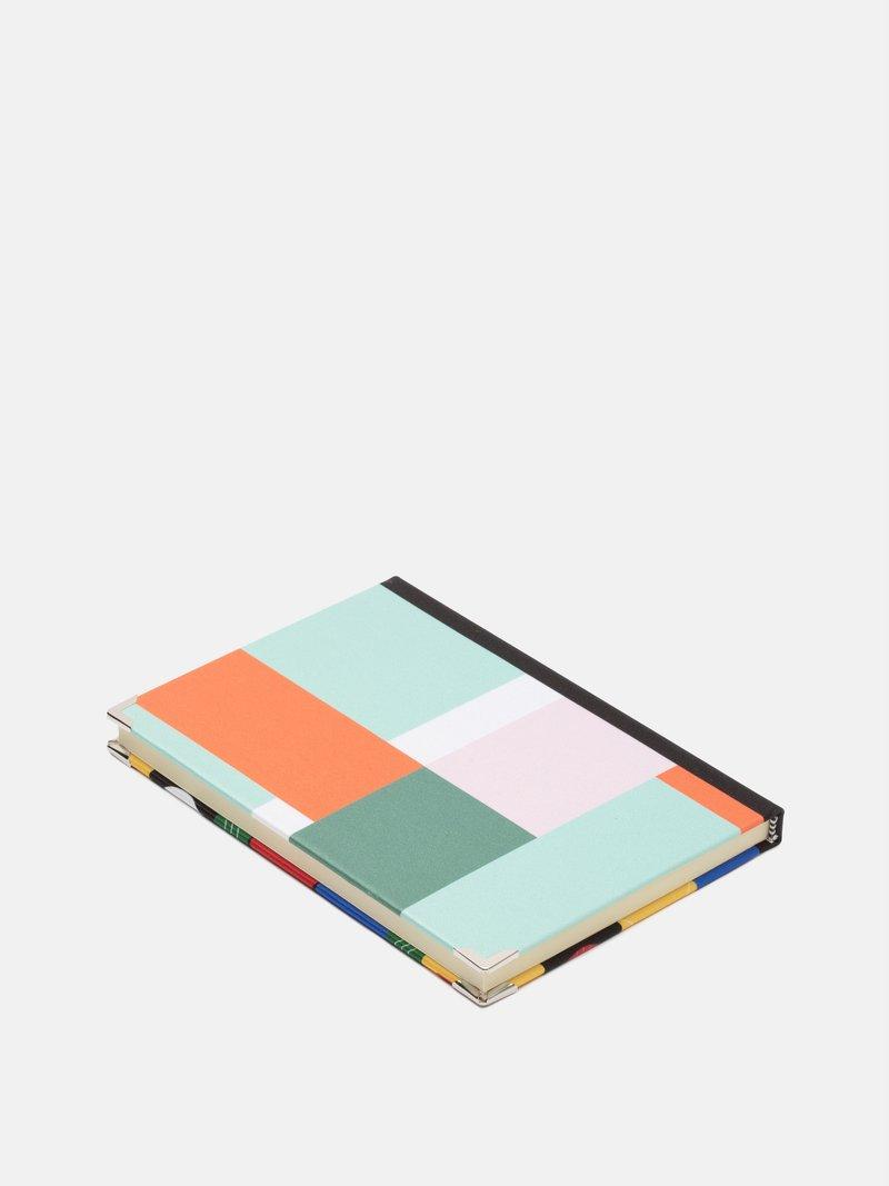 Journal intime personnalisé avec reliure en 4 couleurs