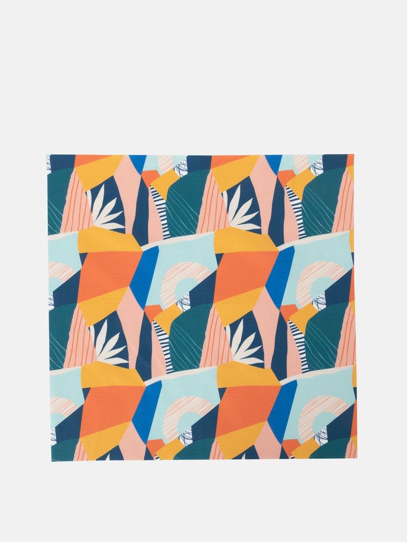 Printing on Fabric Sample