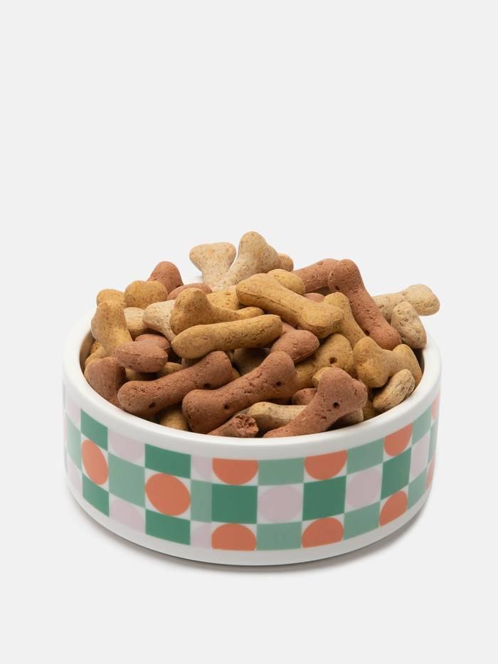 Ceramic Custom Dog Bowl Image