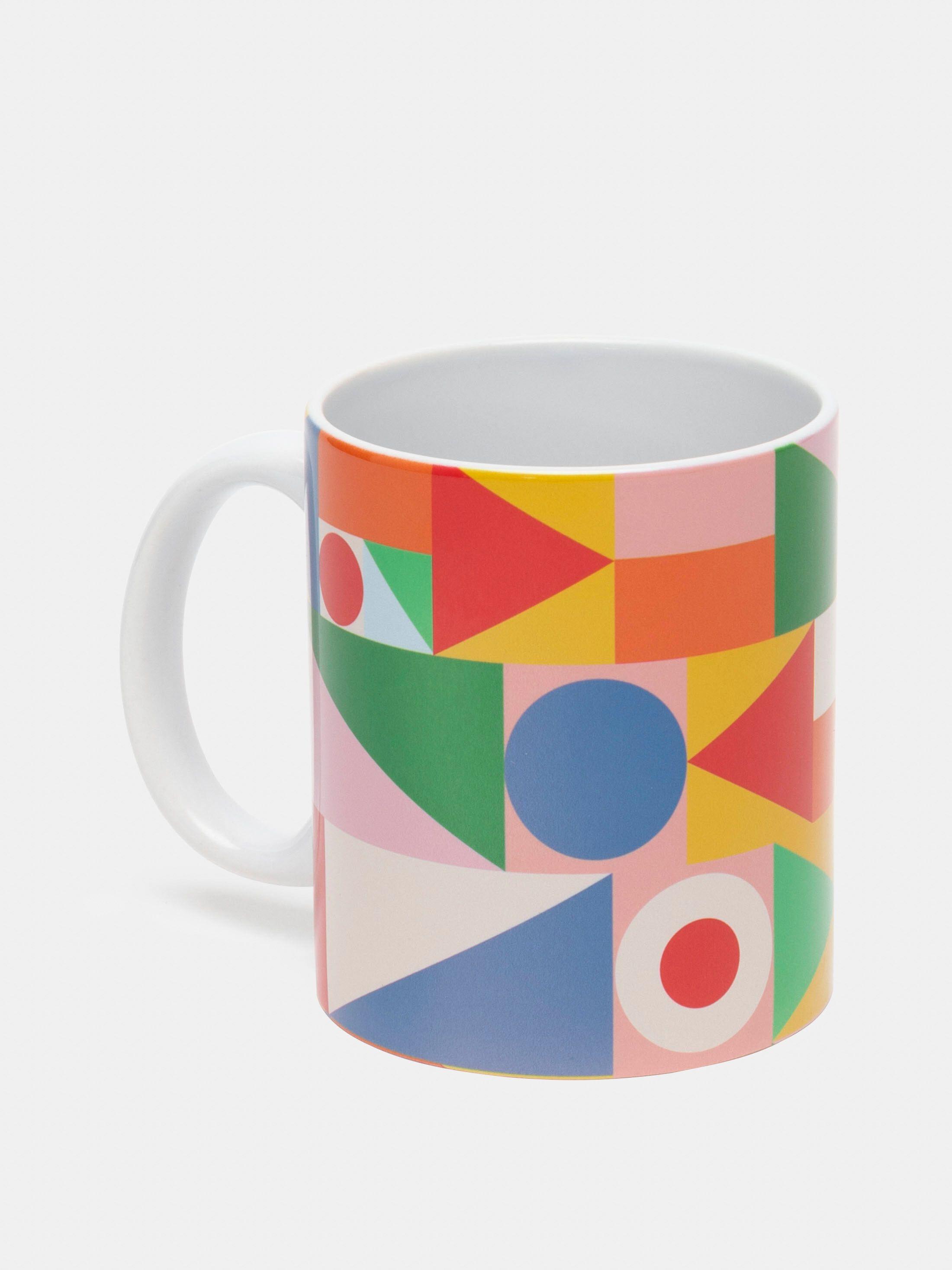 マグカップにオリジナルデザインを印刷