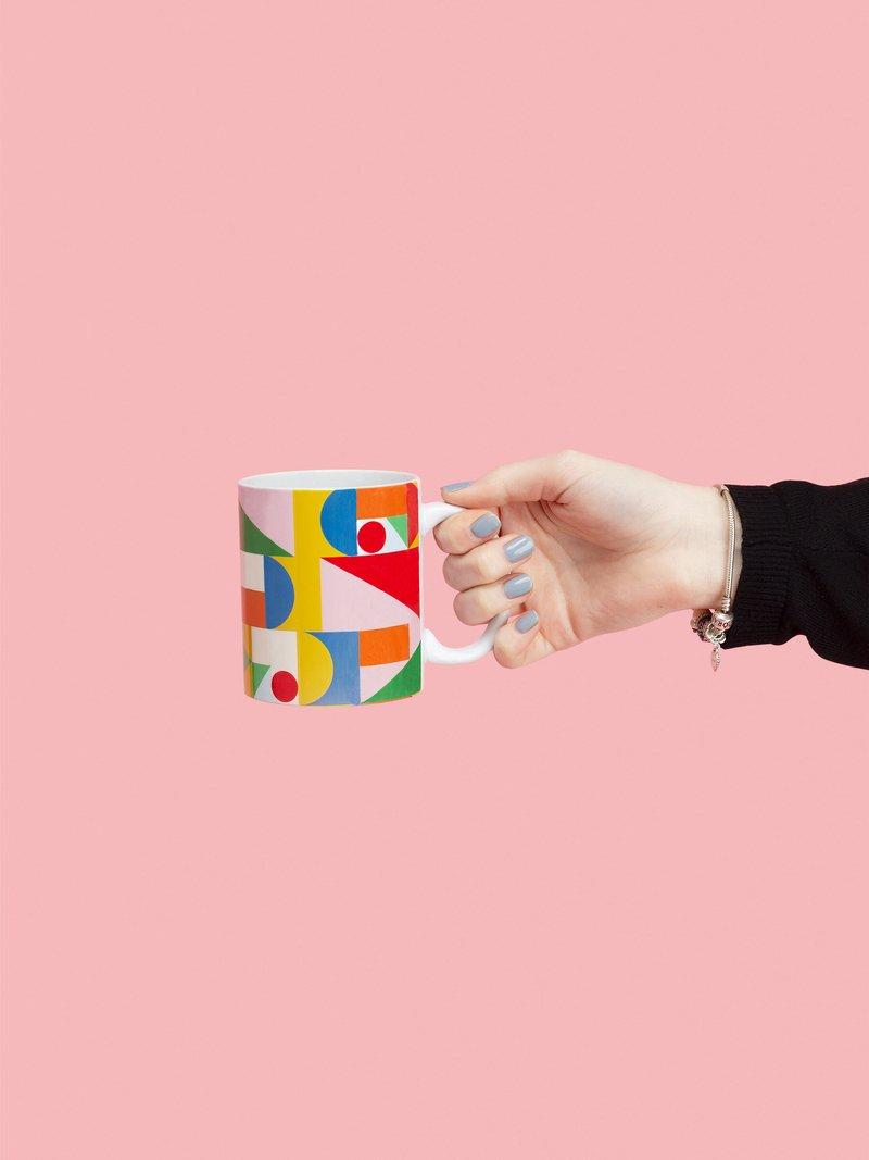 デザイン印刷 マグカップ クローズアップ