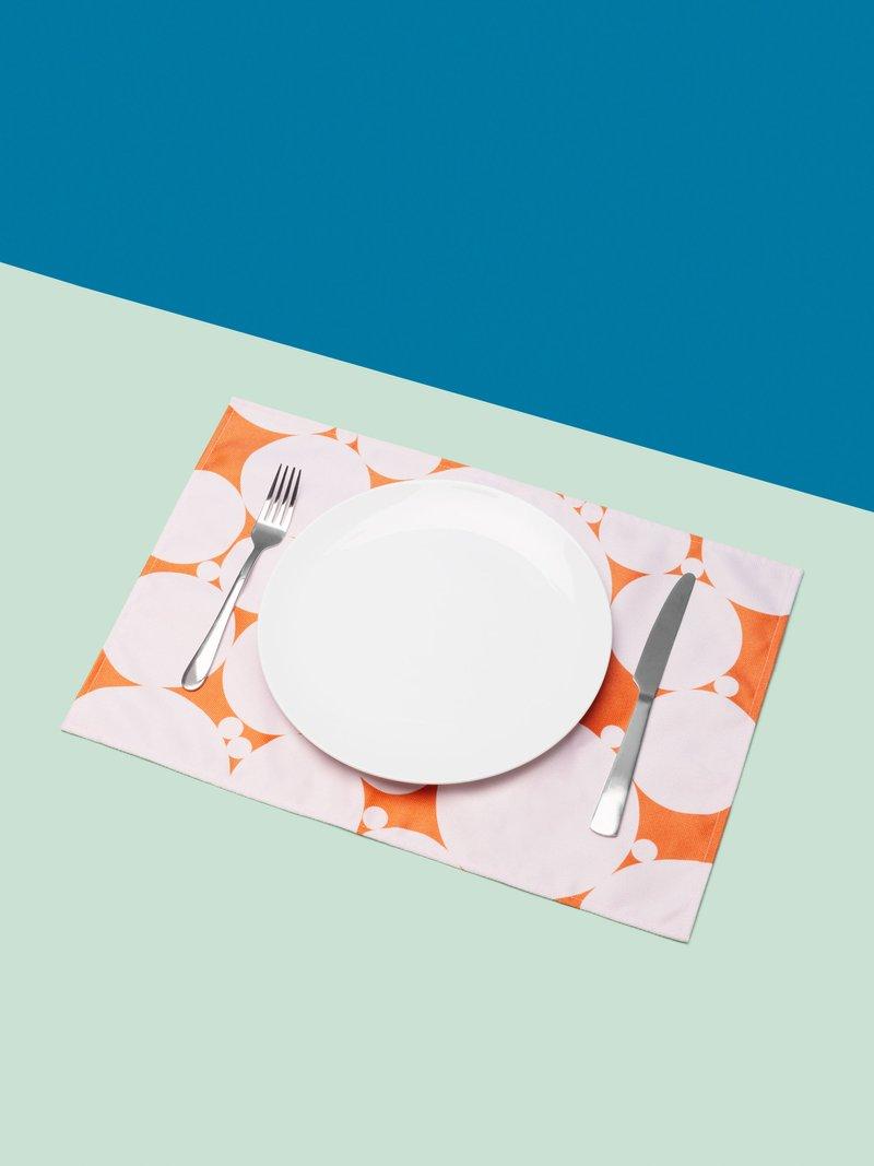 Faire des sets de table en tissu