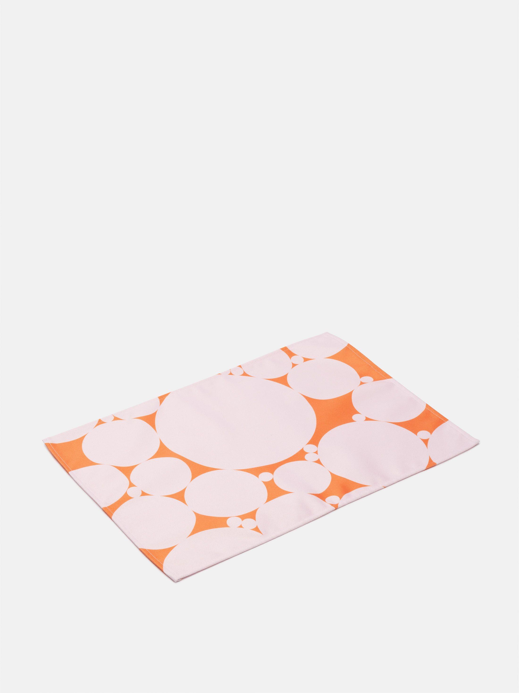 Set de table tissu personnalisé pour la table