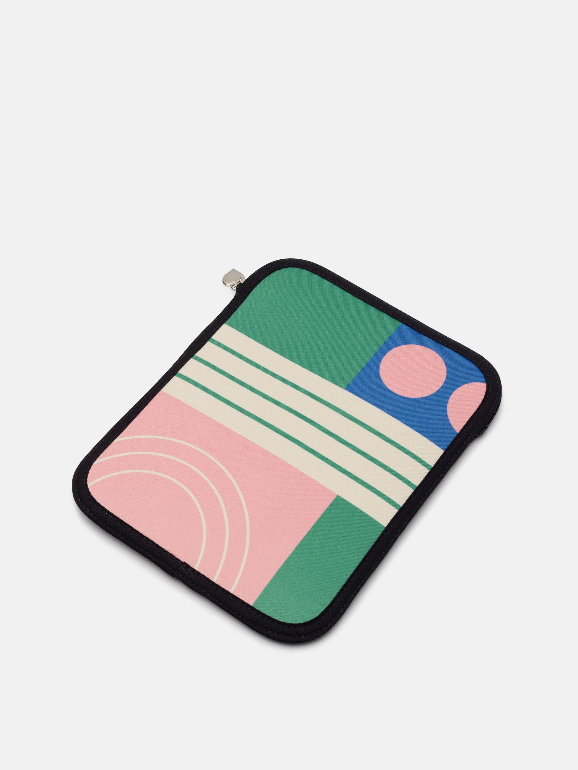 Housse iPad personnalisable avec logo