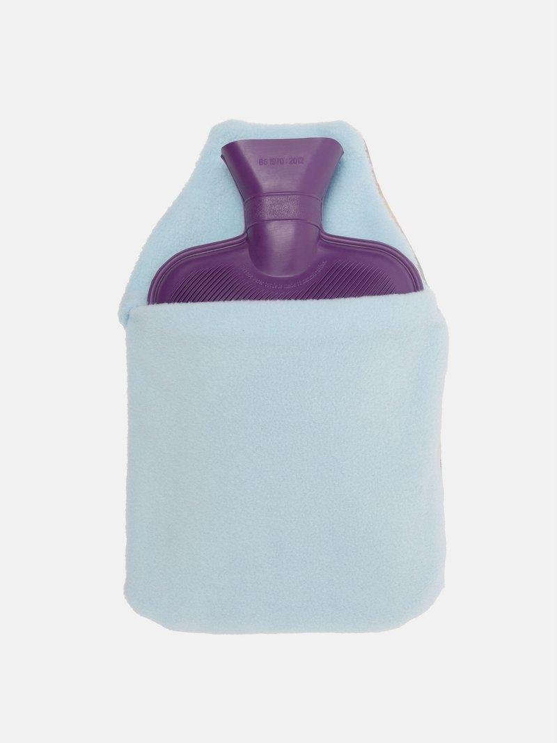 オリジナルデザインを印刷 湯たんぽカバー 湯たんぽ付きオプション