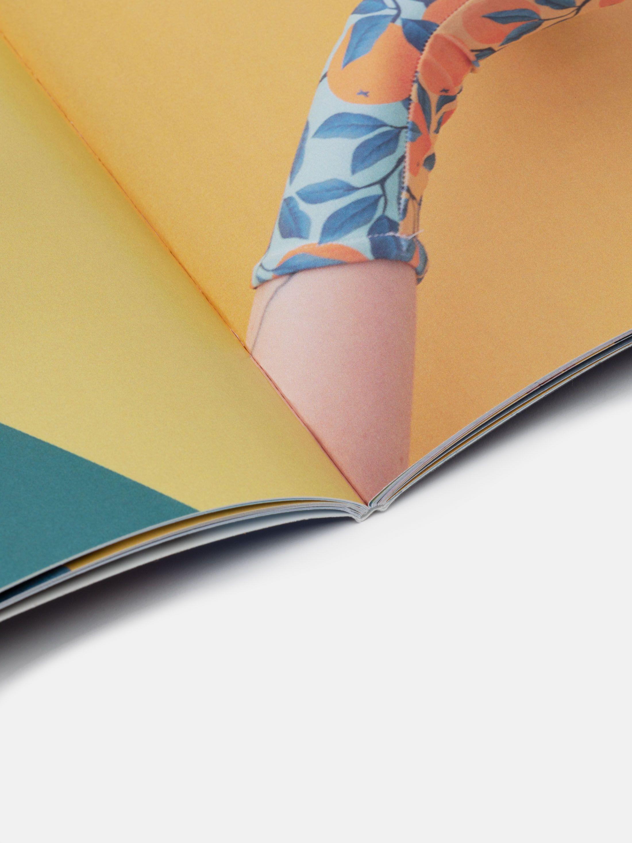 gepersonaliseerd lookbook met foto's