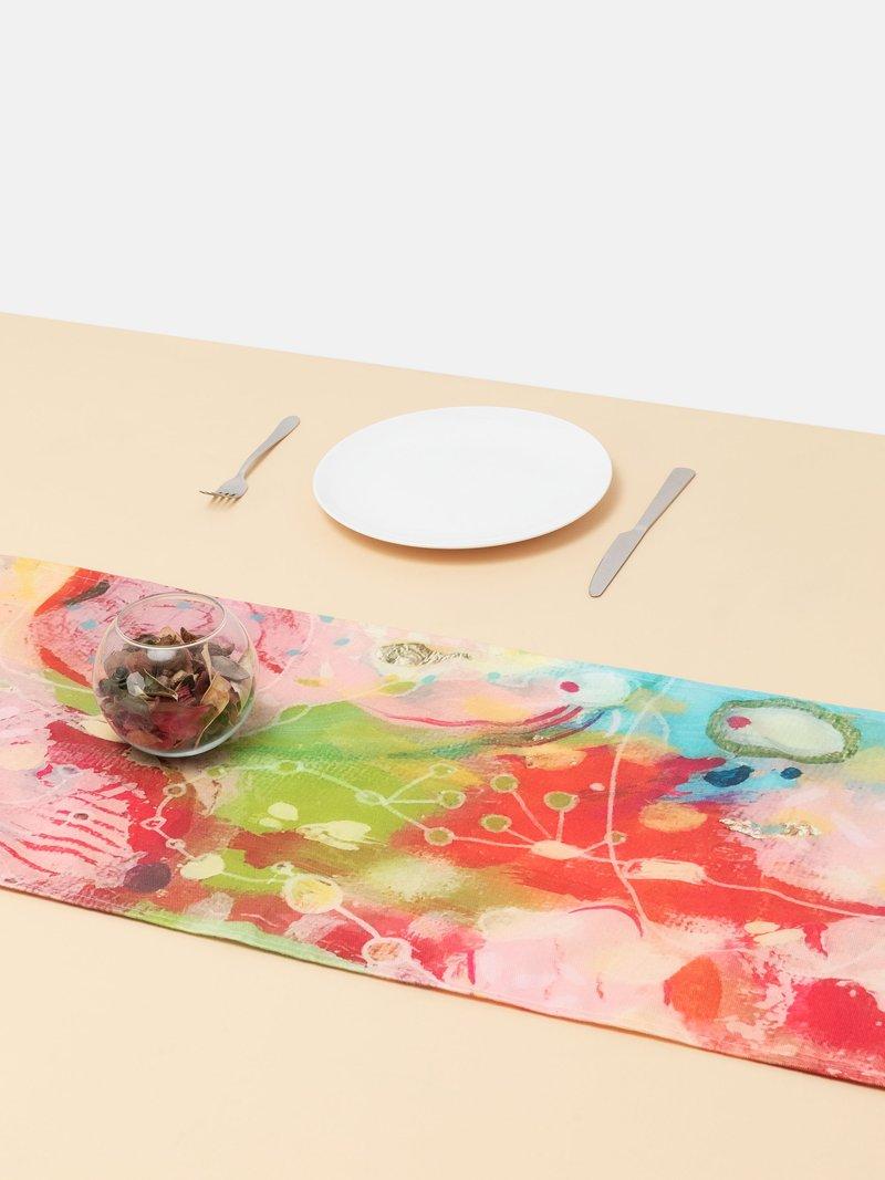 fabric table runner
