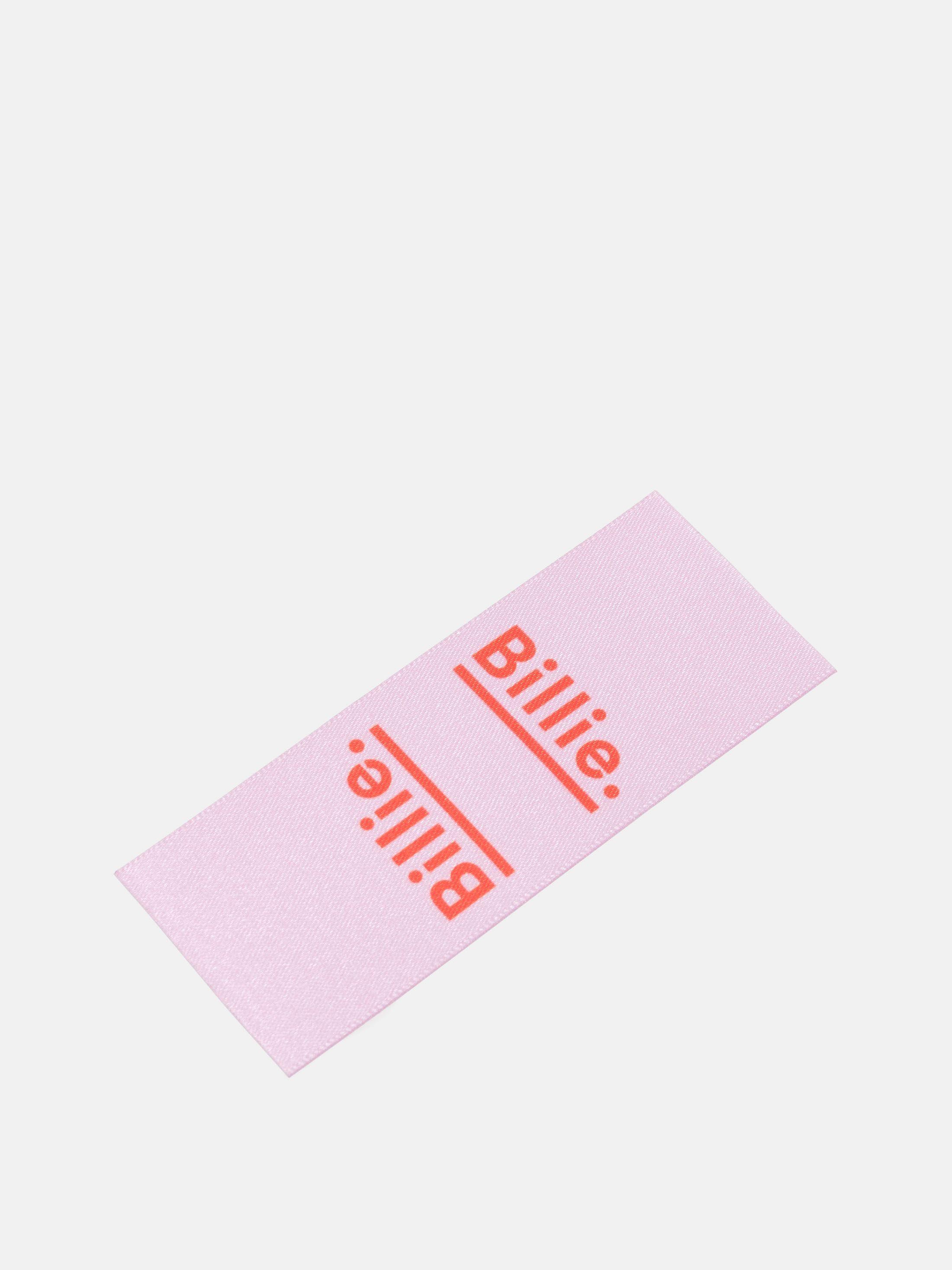 label für selbstgenähtes drucken