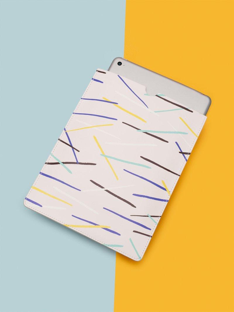 オリジナルiPad mini レザーケース デザイン