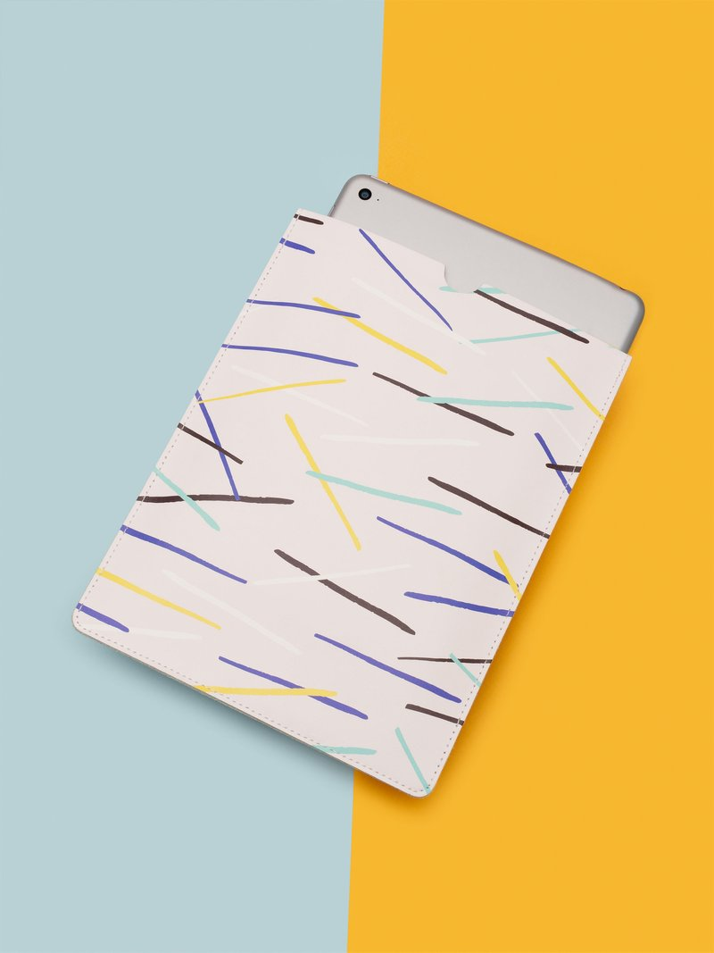 iPad Mini Lederhülle gestalten