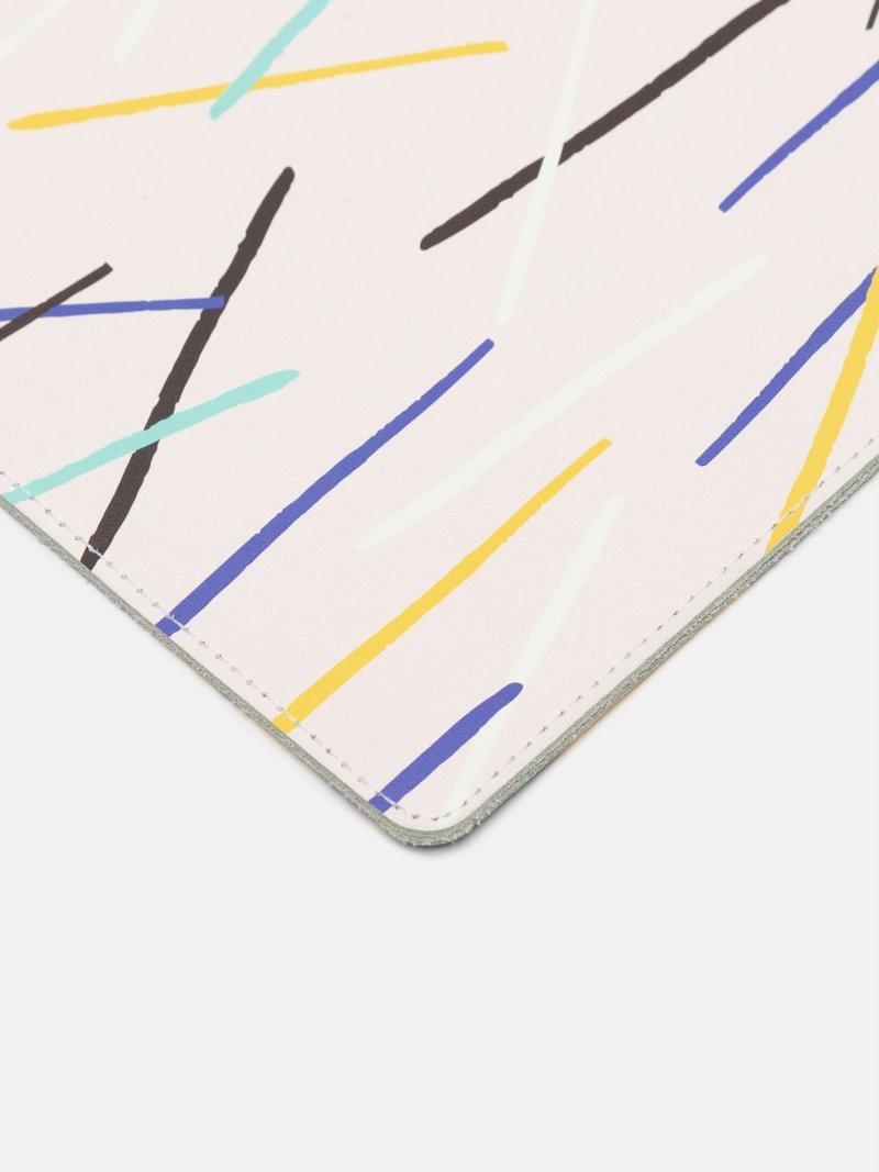 iPad mini レザーケース 作成