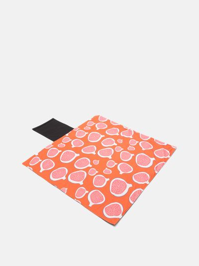 custom picnic blanket