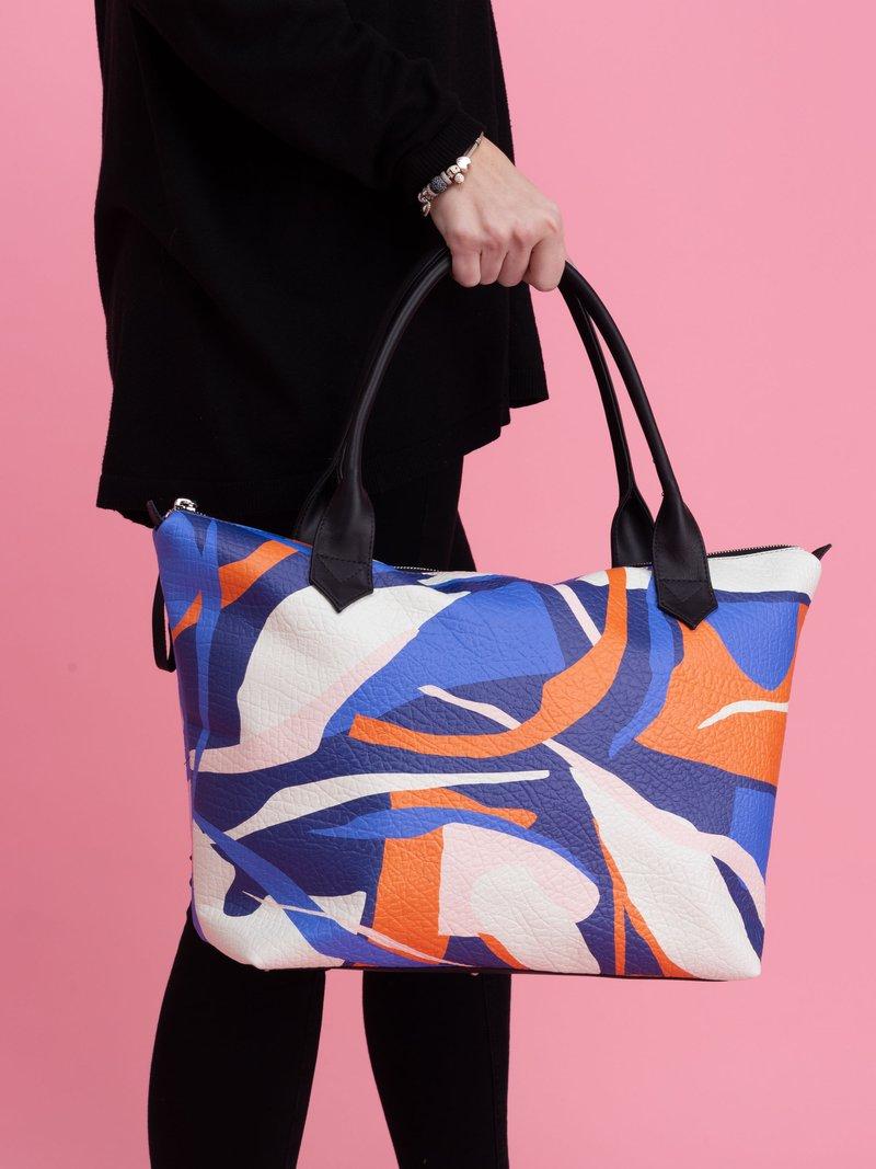 カスタムハンドバッグに オリジナル デザインを印刷