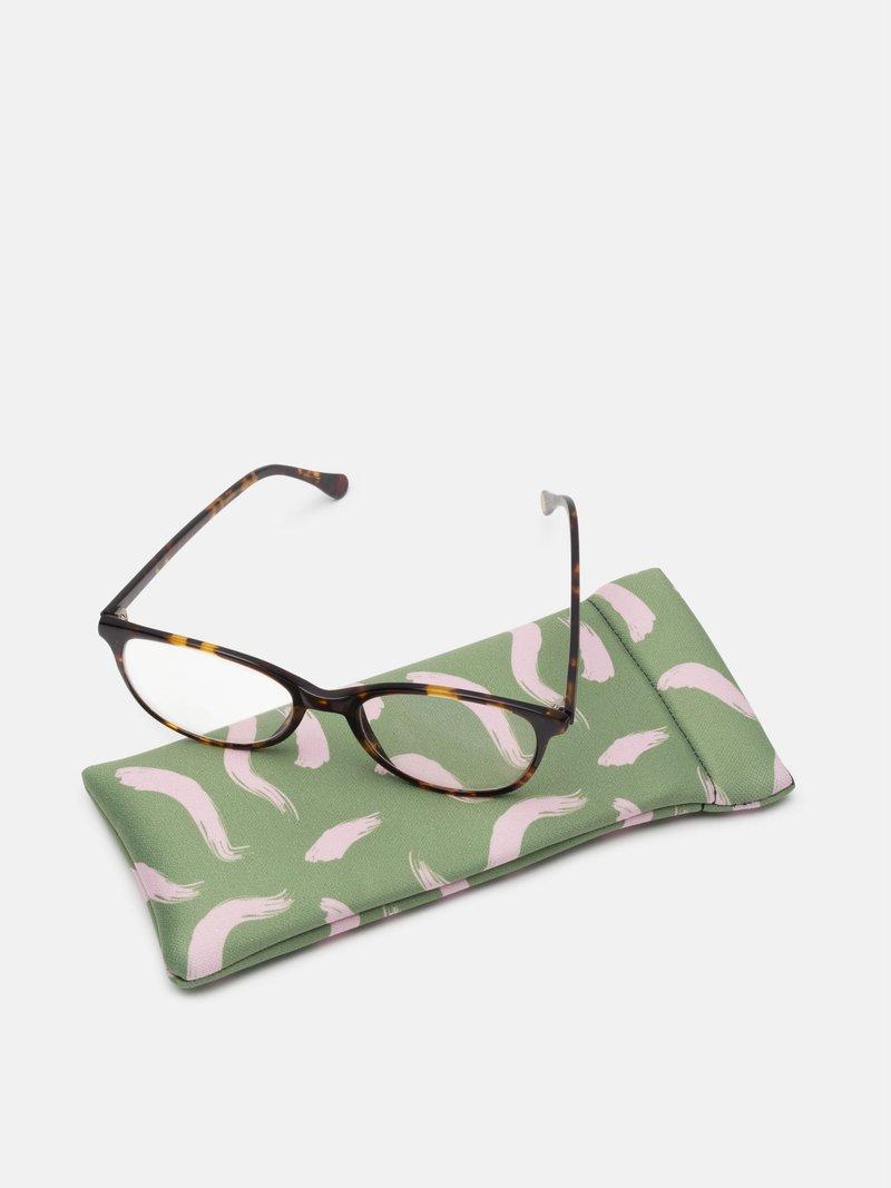 Étui à lunettes souple personnalisabl