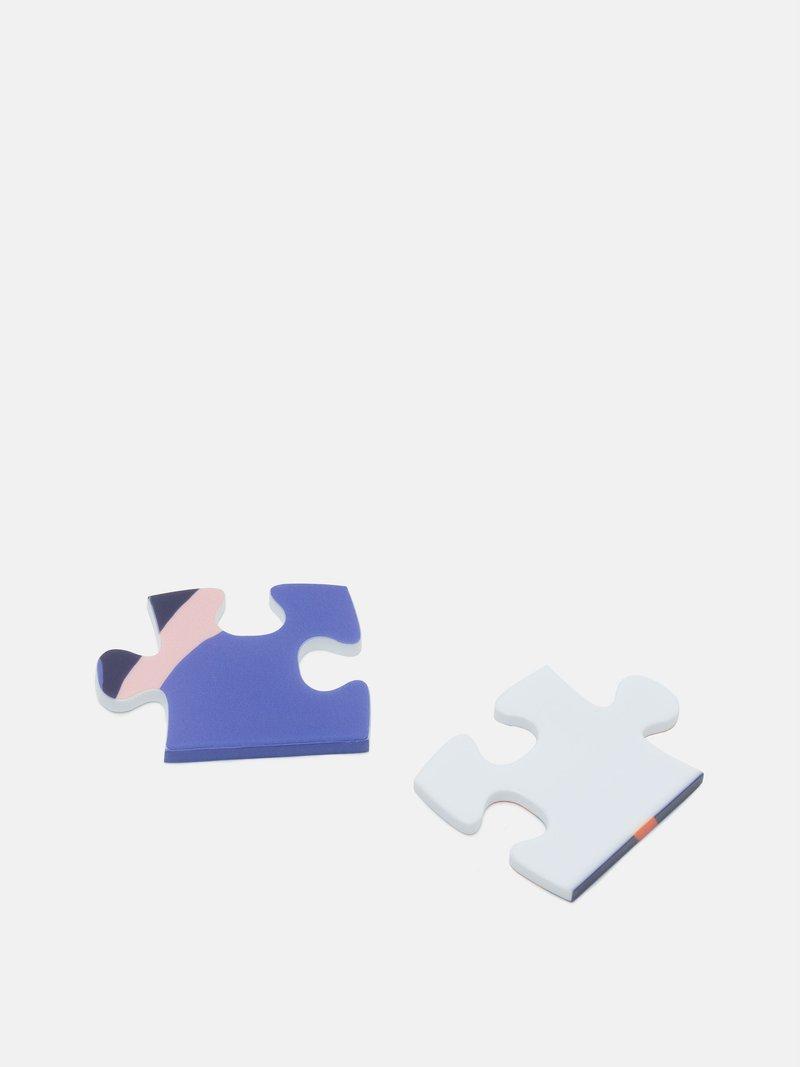Puzzle plastique personnalisé
