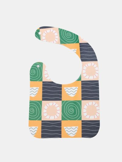 赤ちゃんビブ デザイン