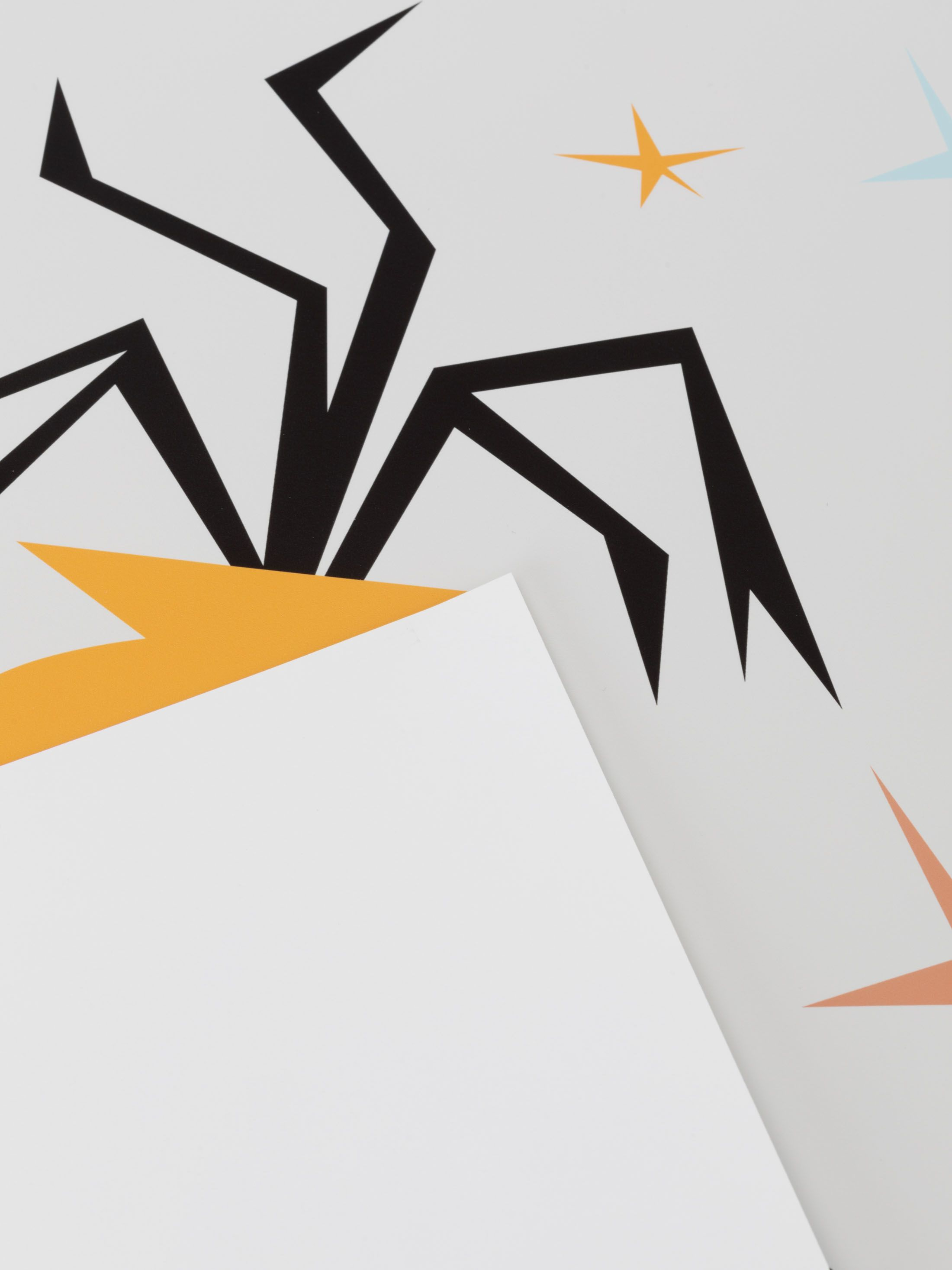Custom Wall Art Prints smooth matte paper