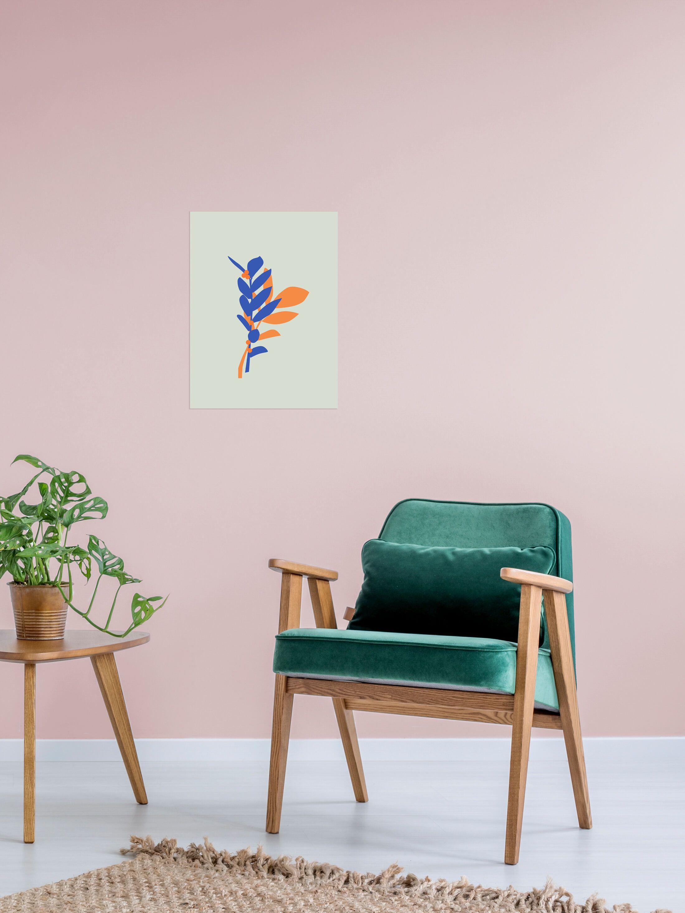my art as wall print