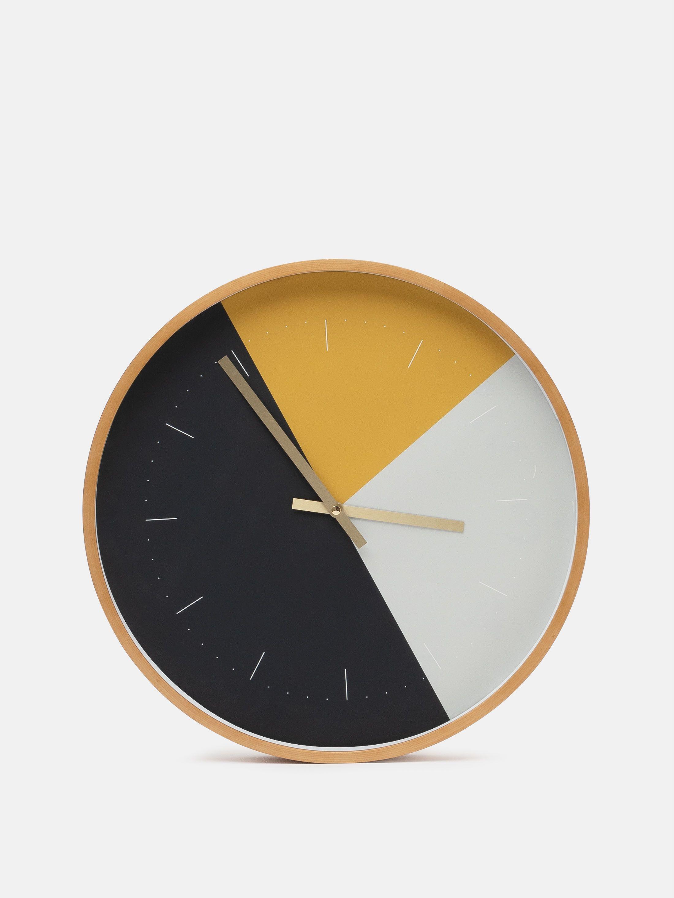 Horloge murale ronde modèle Larson