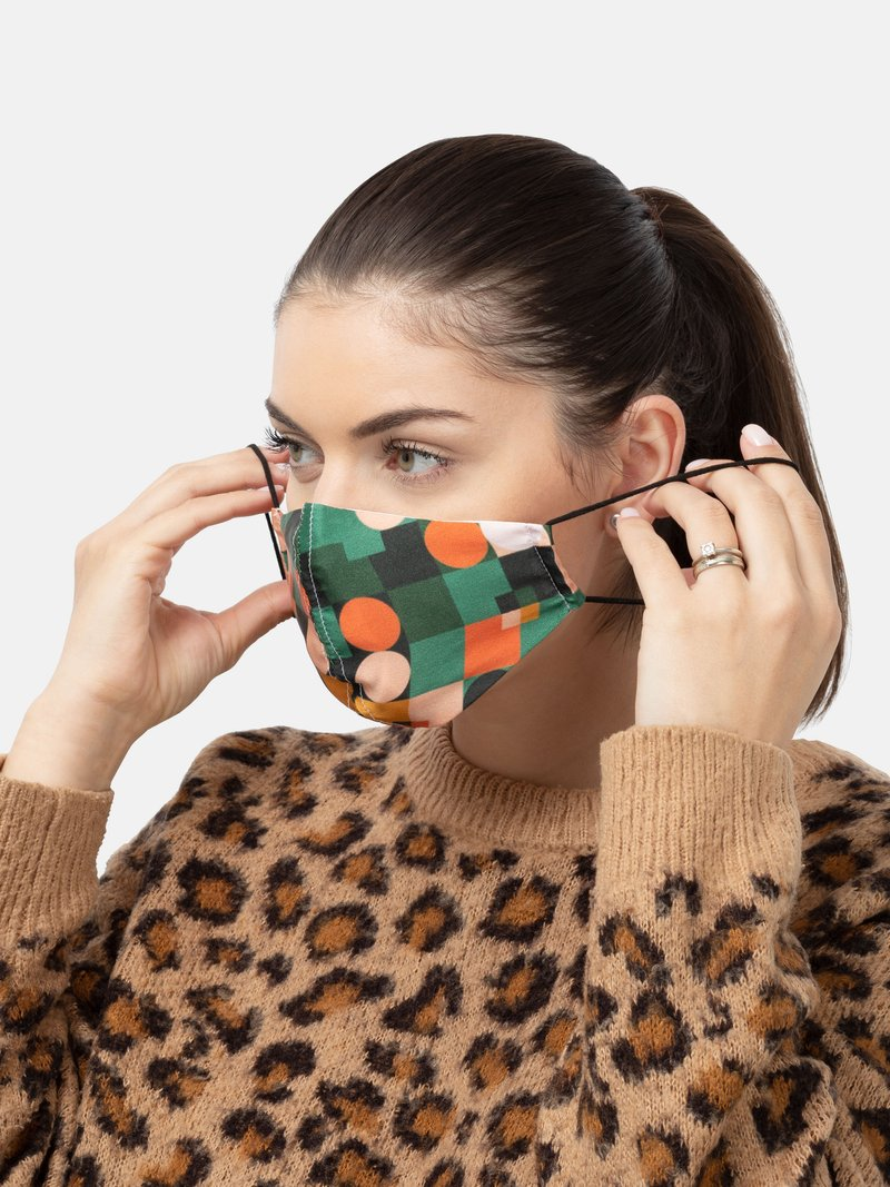 design your own custom silk face mask