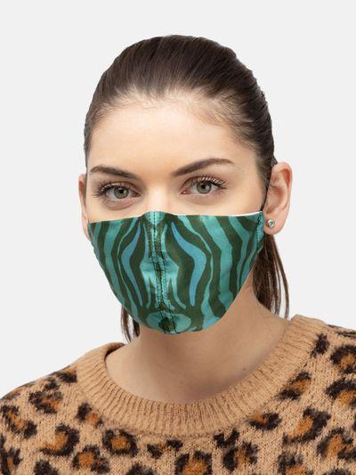 Masques de protection en soie