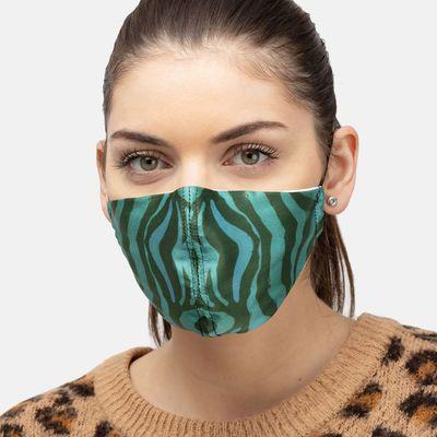 Egendesignad ansiktsmask