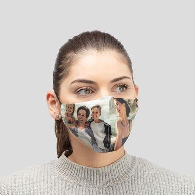 zijden mondkapjes