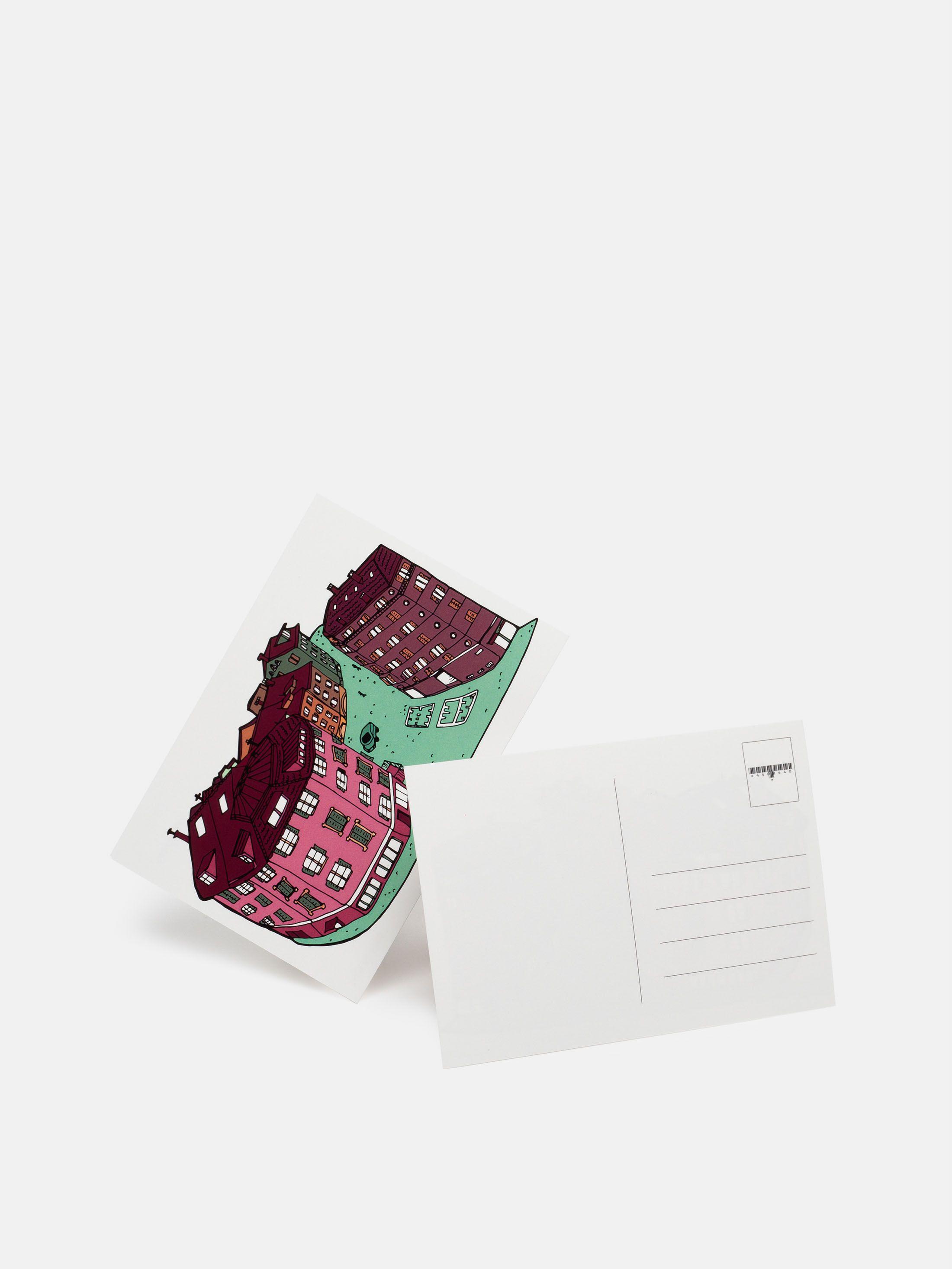 Custom Postcard Printing