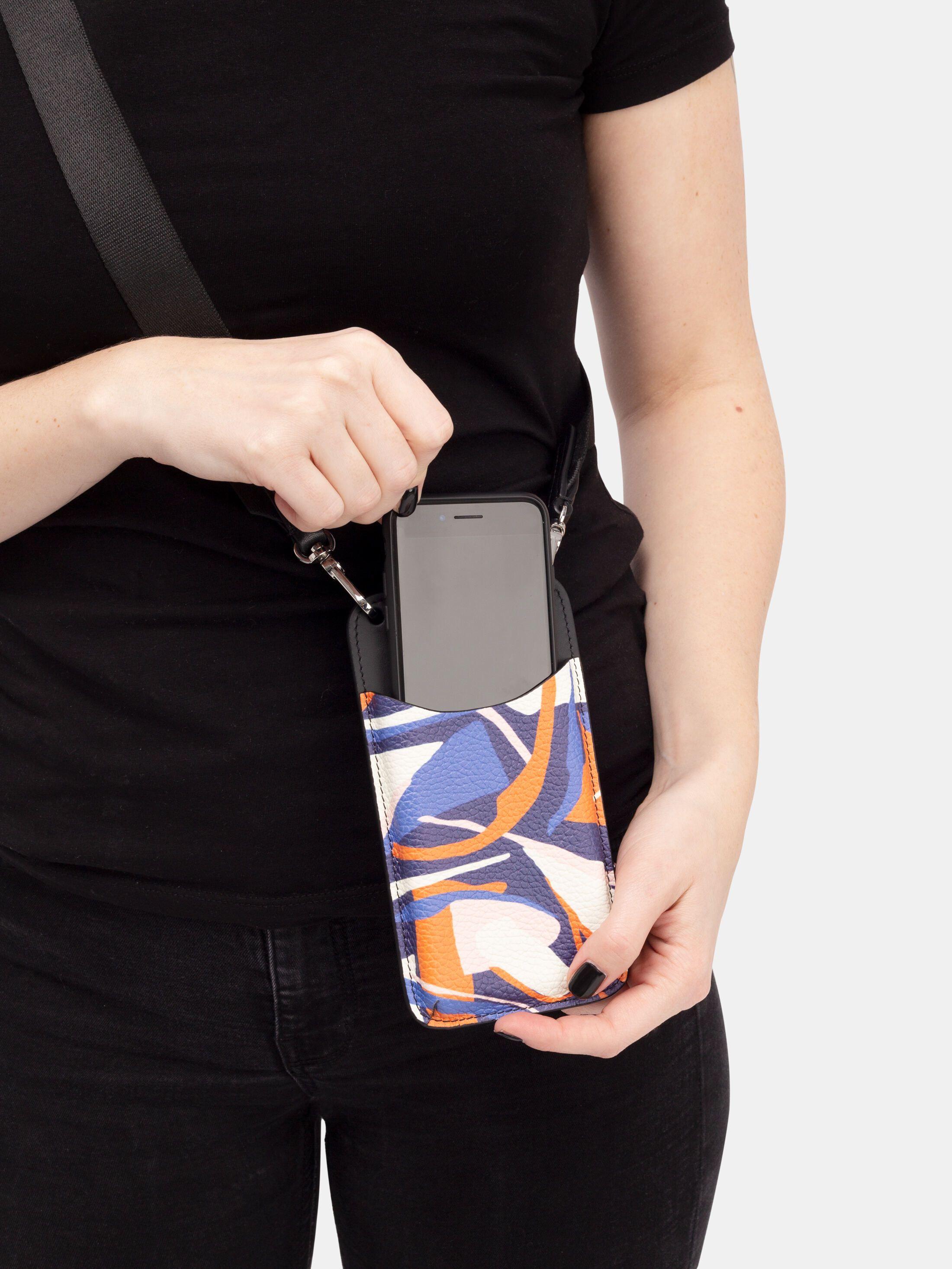 Leder Handytasche selbst designen