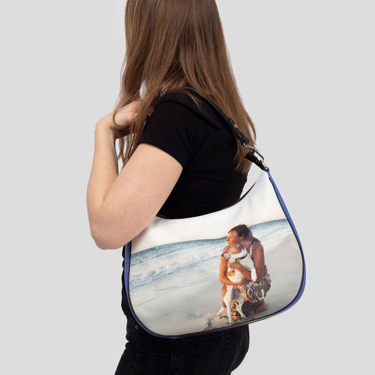 personalised shoulder bags