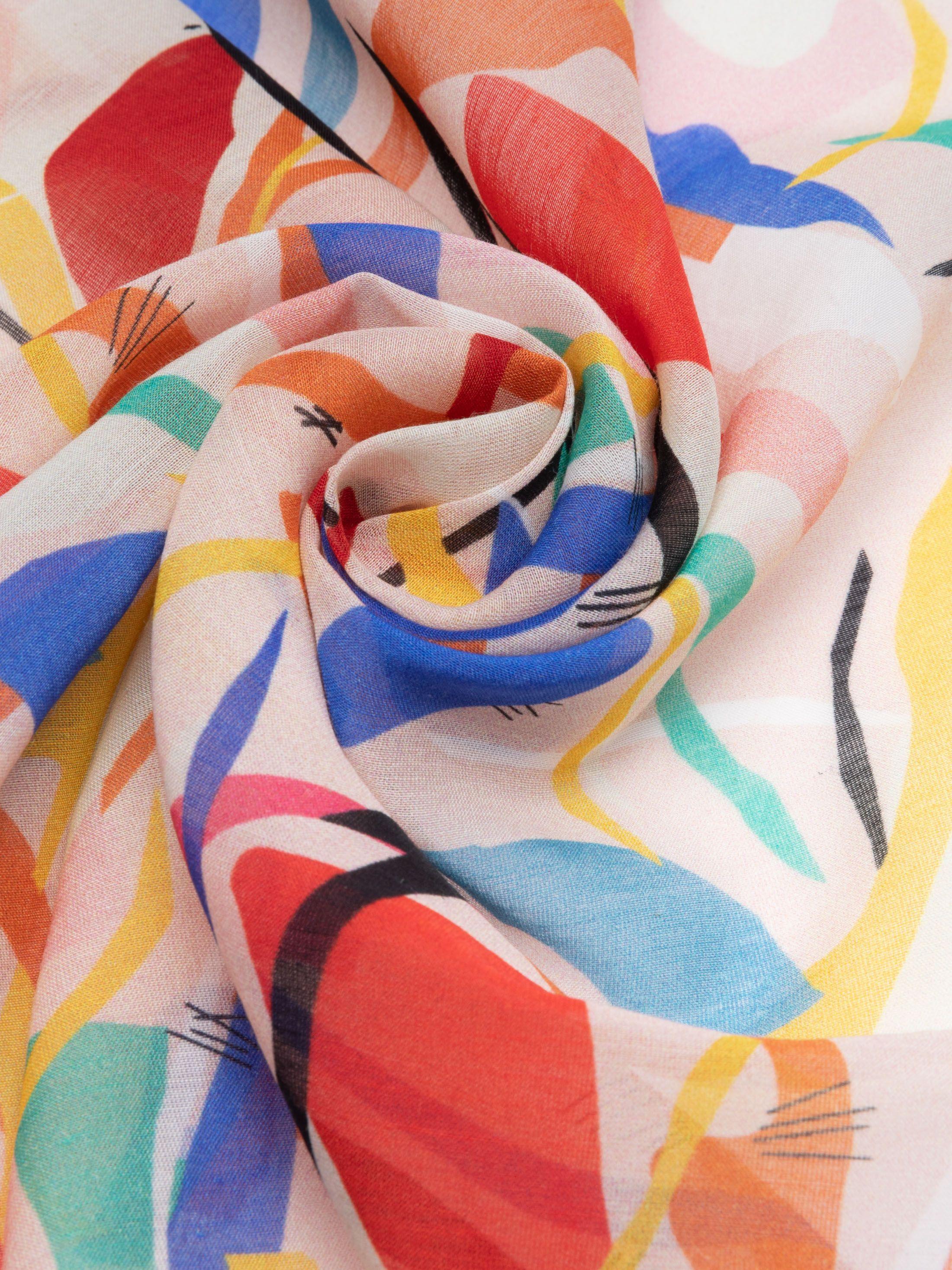 Custom Voile Cotton Silk