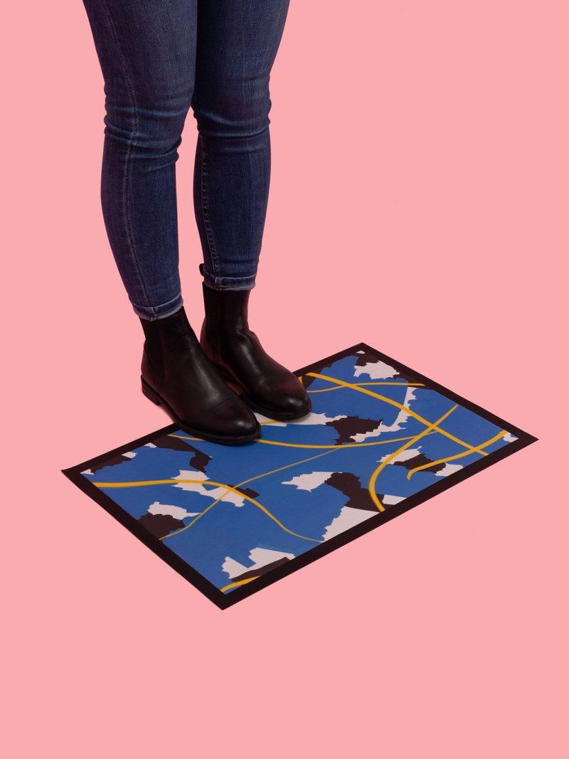 bespoke door mats for business and brands