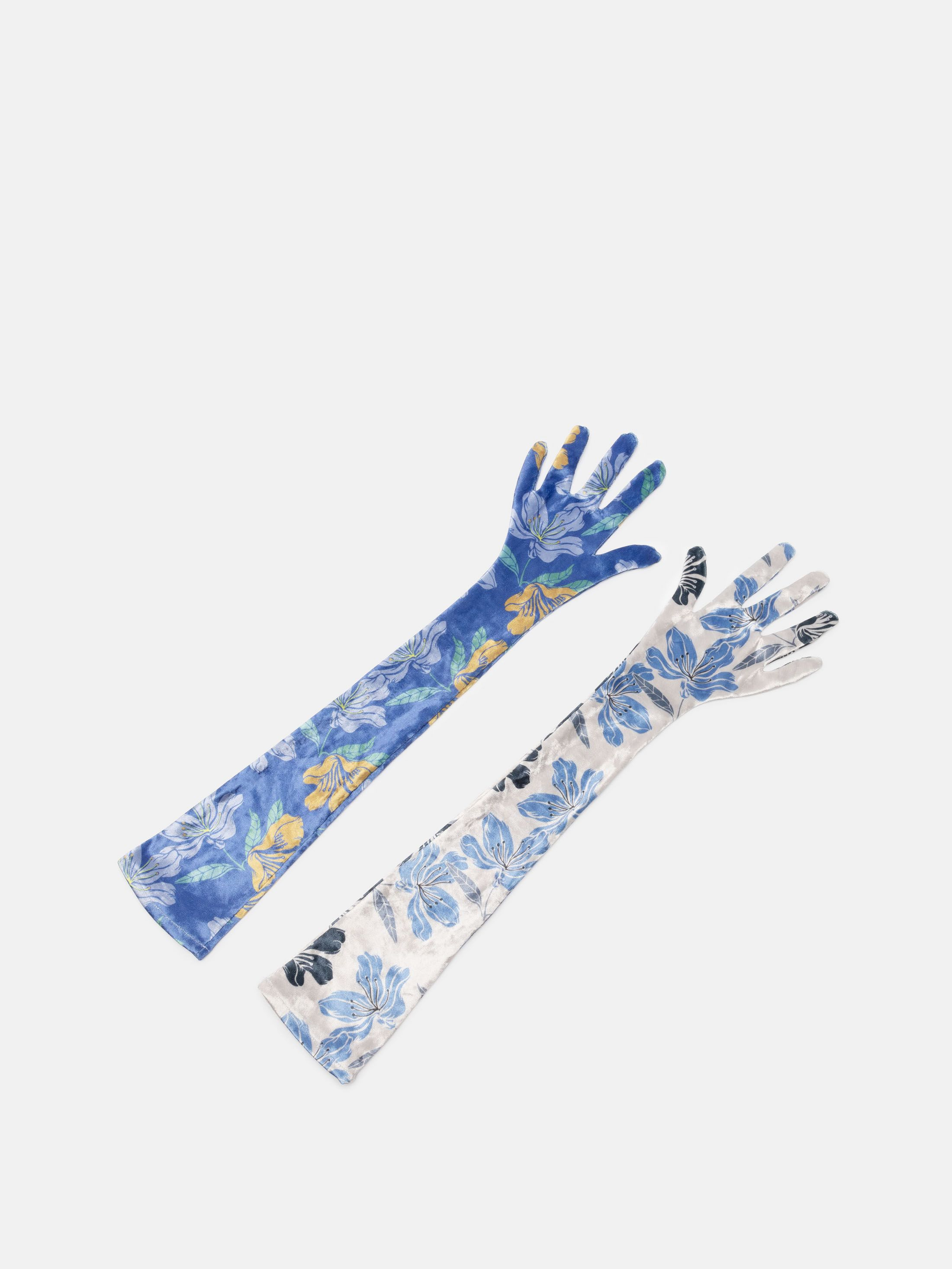 gala handschoenen bedrukken