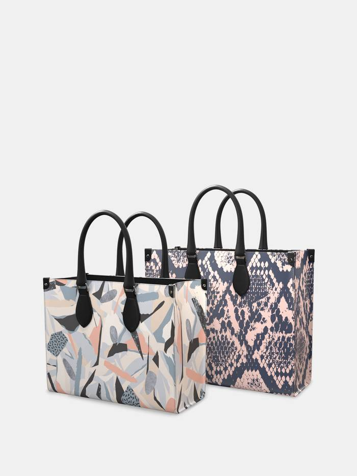 leather shopper bag au