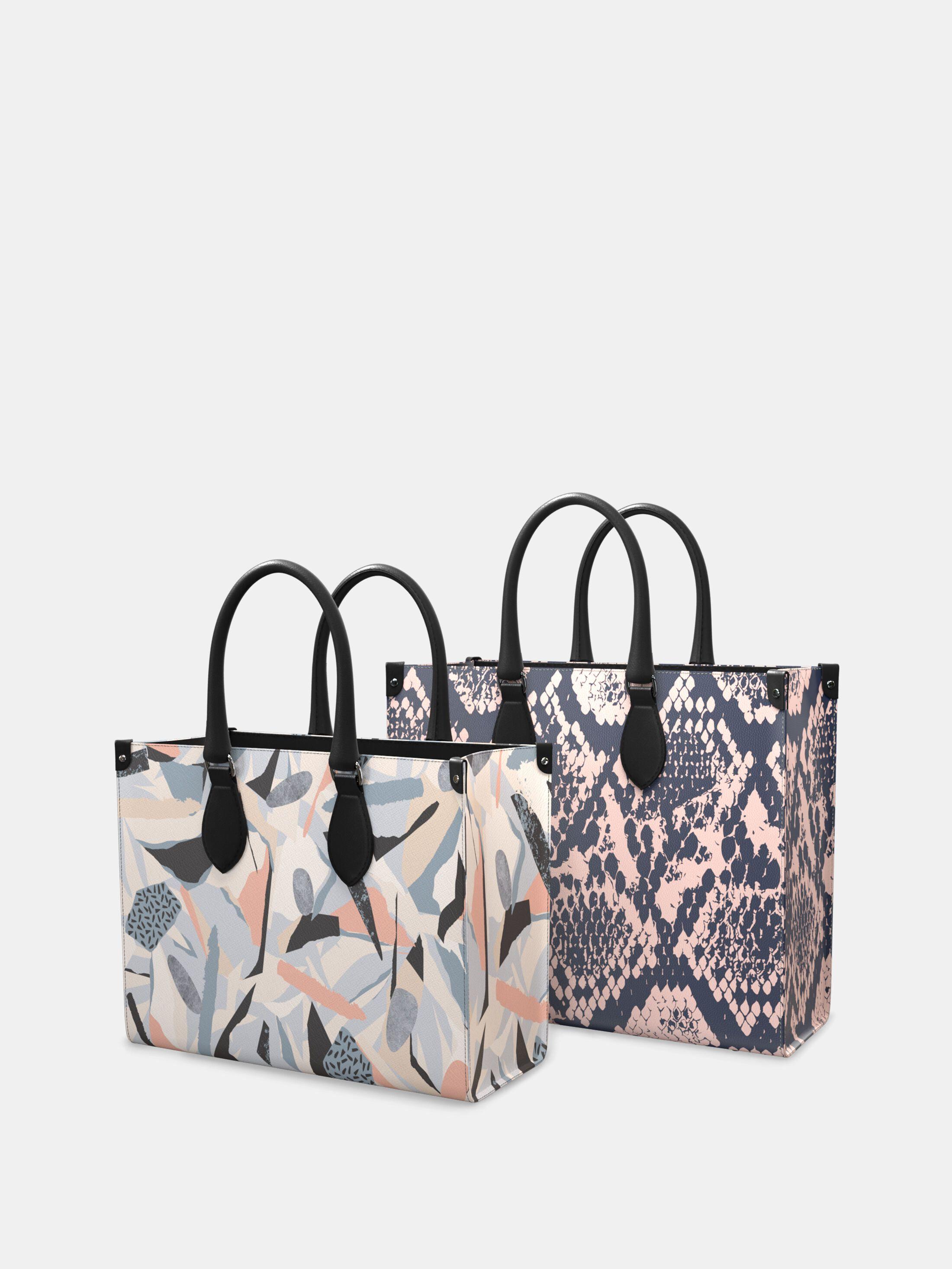 leather shopper bag nz