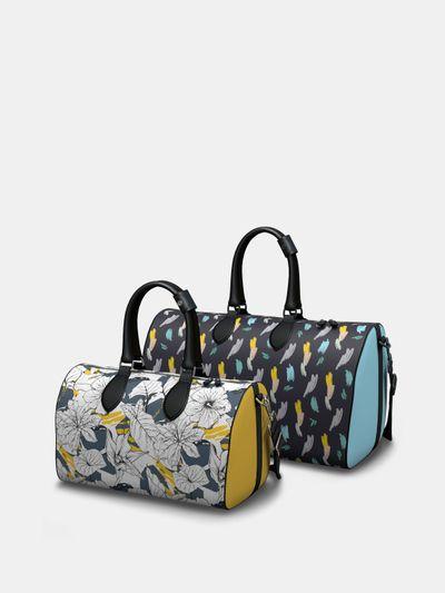 custom duffle bag uk