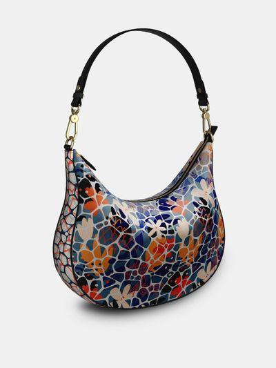 Créez votre propre sac en cuir arrondi